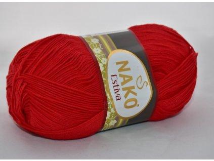 Nako Estiva 6951 červená