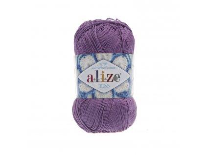 Alize Miss 247 fialová š.130290