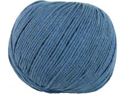 Jeans - Vlna Hep 8114 tm.modrá