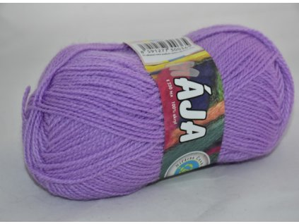 Příze Mája 4322 sv.fialová