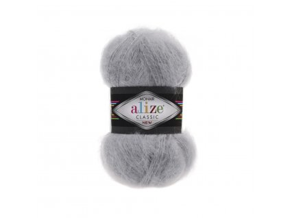 MOHAIR CLASSIC 21 Grey