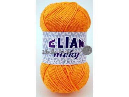 Nicky 1014 oranžová