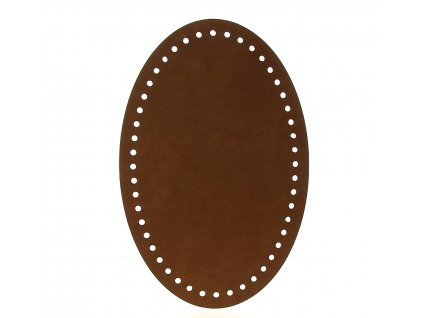 22365 99606 ekokuze stredne hneda oval 26x17cm