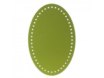 22116 99604 ekokuze zlutozelena oval 26x17cm