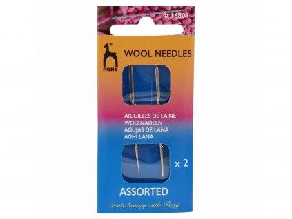 531 15 wool needles 16801 utverec
