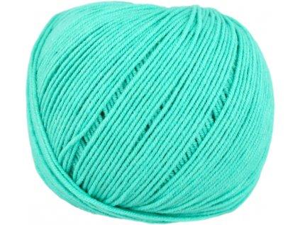 Jeans - Vlna Hep 8138 smaragdová