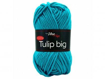 Tulip big 4124 tyrkysová