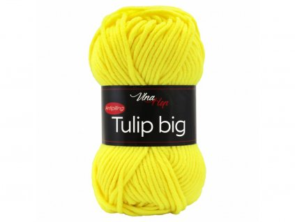 Tulip big 4312 žlutá neonová