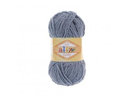 Softy 119 šedá