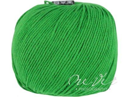 Jeans - Vlna Hep 8147 zelená