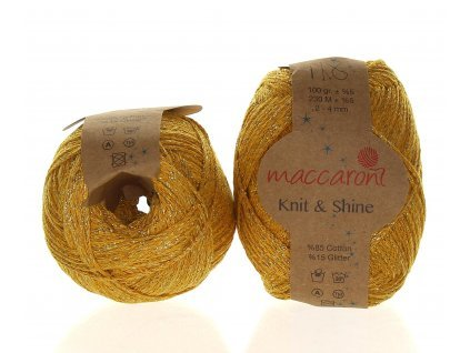 22896 knitt shine 408g