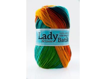 Lady de lux batik 608