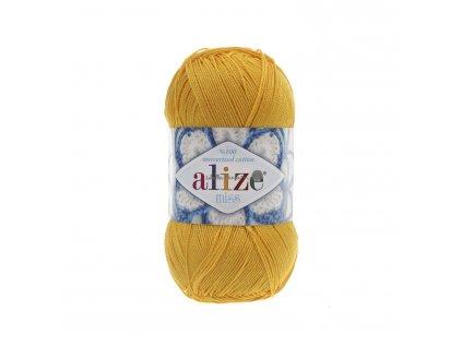 Alize Miss 216 žlutá