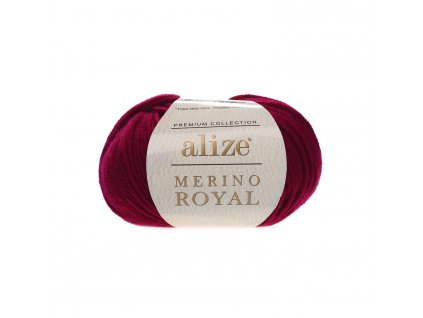 MERINO ROYAL 390 Cherry