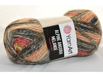 Alpine angora melange 438