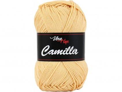 Příze Camilla 8191 béžovo-meruňková