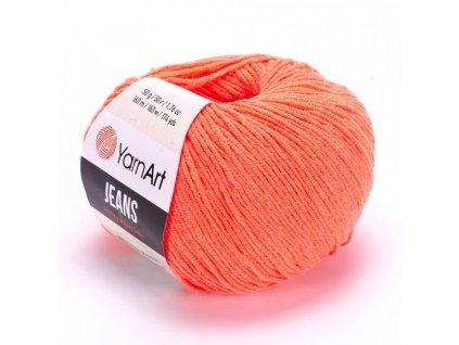 Gina 61 neonově oranžová