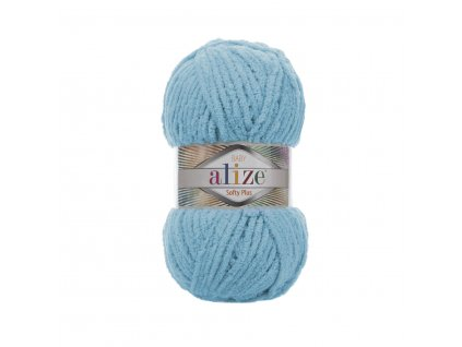 SOFTY PLUS 287 Turquoise