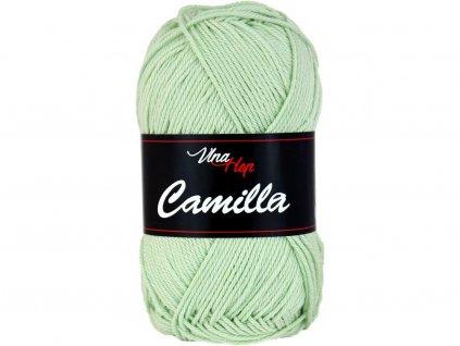 Příze Camilla 8165 sv. zeleno-šedá