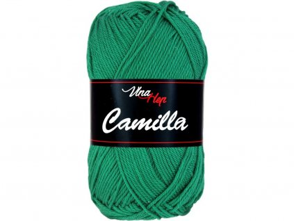 Příze Camilla 8142 zelená