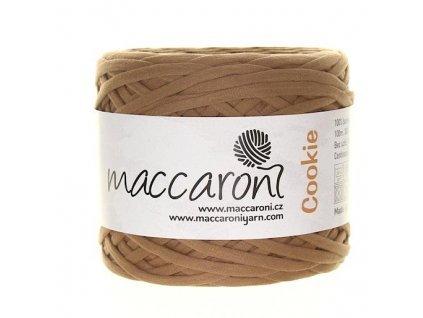 48752 maccaroni cookie svetle hneda 305