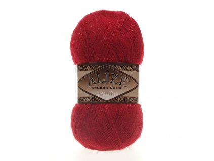 ANGORA GOLD SŢMLŢ 106 Red