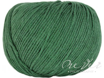 Jeans - Vlna Hep 8157 tmavá zelená