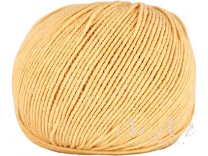 Jeans - Vlna Hep 8191 žluto-béžová