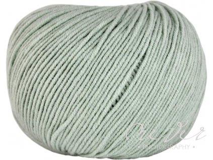 Jeans - Vlna Hep 8237 zeleno-šedá