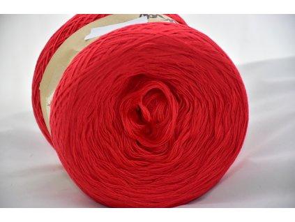 Cherubínka jednobarevná 1200m červená 325