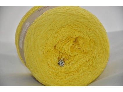 Cherubínka jednobarevná 1200m žlutá 605