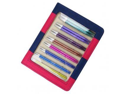 knitpro zing set vymenitelnych ihlic na pletenie id26384