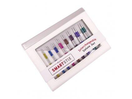 set vymenitelnych ihlic smartstix knitpro id27893