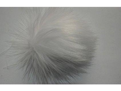Bambule Mia velká 01 sněhově bílá 32MJ
