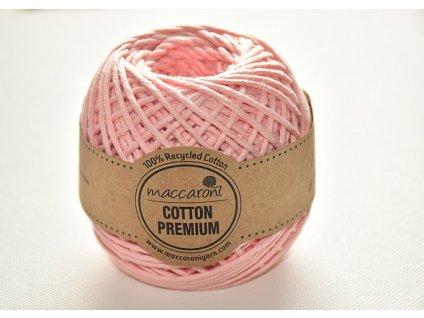 Cotton premium 1103018 světlá meruňková