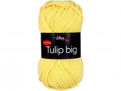 Tulip big 4186 světlá žlutá