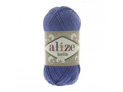 Příze Alize Bella 333 tm.modrá