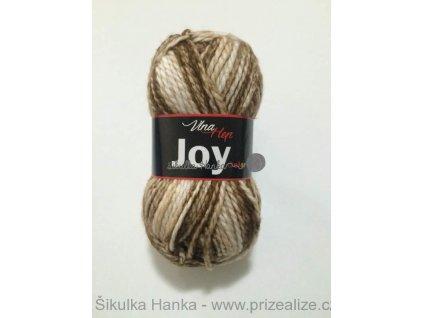 Joy color 5501 hnědá