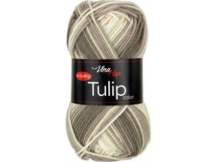 Tulip color 5216 šedo-béžovo-světlá