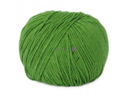 Jeans - Vlna Hep 8156 zelená