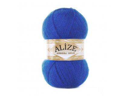 ANGORA GOLD 141 Royal Blue