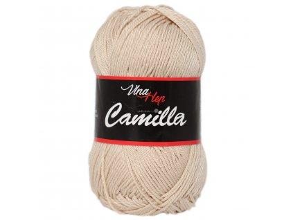 Příze Camilla 8212 sv.béžová