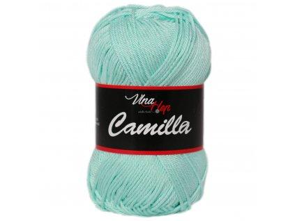 Příze Camilla 8136 světlá mint