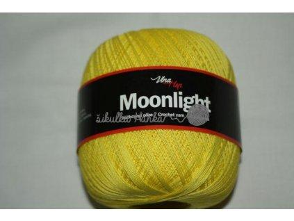 Příze Moonlight 8184 žlutá