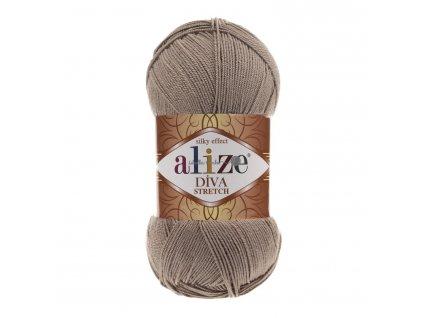 Alize Diva stretch 167 béžová