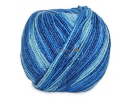 Jeans color 9020 modrá