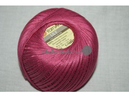 Příze Yarn Art Lily 0075 starorůžová