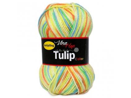 Tulip color 5604 žluto-barevná