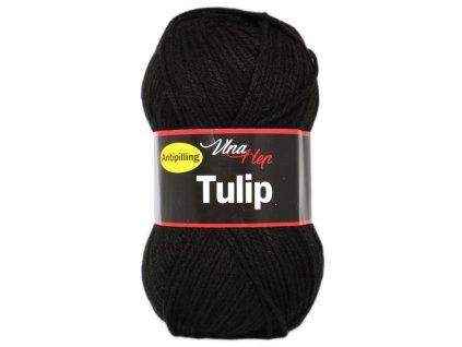 Příze Tulip 4001 černá