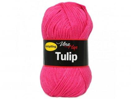 Příze Tulip 4035 malinová